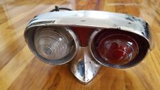 1958 CADILLAC TAIL LIGHT ASSEMBLY PASSENGER SIDE WORKS $650