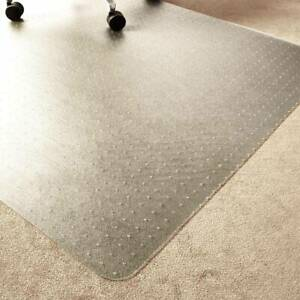 Home Office Chair Mat for Carpet Floor Protection Under Computer Desk