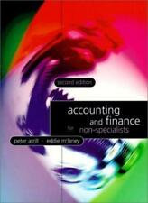 Accounting and Finance for Non-specialists-Atrill, Eddie McLaney