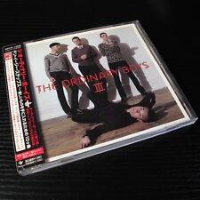 The Ordinary Boys - III JAPAN CD+2 Bonus Tracks W/OBI WPCR-12525 #142-4