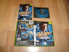 007 JAMES BOND NIGHTFIRE DE EA GAMES PARA LA PRIMERA XBOX EN BUEN ESTADO