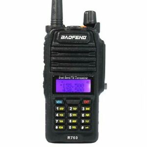 Baofeng BF-R760 Waterproof Two Way Radio Portable Walkie Talkie