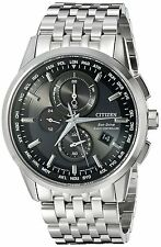Citizen Men's World Chronograph A-T Eco-Drive Watch AT8110-53E