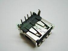 Foxconn Female USB Receptacle Connector PCB Horizontal Mount Socket