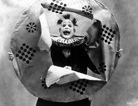 8x10 Print Lon Chaney Laugh Clown Laugh 1928 #4591