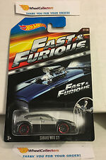 Fast & Furious * Subaru WRX STI * Hot Wheels * H72