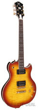 New Minarik Lotus Studio Xtreme Tobacco Sunburst Tone Tail Electric Guitar