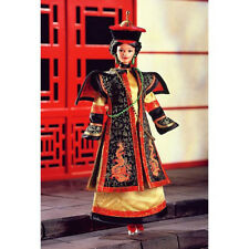 EXQUISITE CHINESE EMPRESS BARBIE DOLL MIB