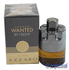 Azzaro Wanted Night by Azzaro  3.4/3.3 oz/100 ml Edp Spray for men New In Box