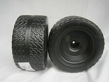 Power Wheels L7821 Nascar Jimmie Johnson 2 Rear Wheels Genuine