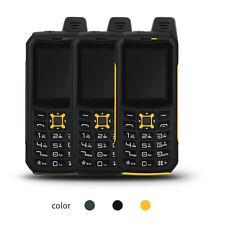 iMAN S2 IP68 2-inch 2200mAh Dual SIM Carte Bluetooth Téléphone portable Étanche