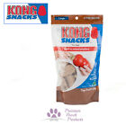 KONG Snacks Liver Dog Treats LARGE to fit Med or Lge red & black Kong toys
