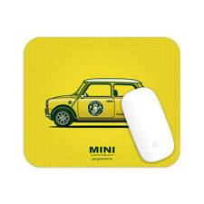 Classic Mini Cooper S Mk VI Mouse Pad