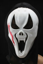 terror Costume Mask Guy Fawkes Anonymous Halloween Ghost Full Face Mask 1