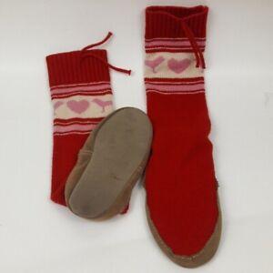 PINK Victoria's Secret Lamb's Wool Knit Sweater Slippers Socks