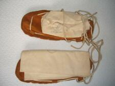 U.S. Air Force Survival Kit Moccasins High Top Mil-M-4330 MILITARY 1955