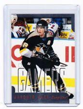 97-98 1997-98 Leaf #177 Jaromir Jagr Gamers Pittsburg Penguins