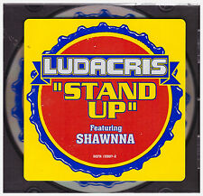 STAND UP BY LUDACRIS  ( CD,SINGLE)