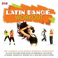Latin Dance Workout [CD]