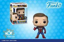 Funko Pop! Iron Spider Infinity War London Comic Con Limited Edition Spiderman
