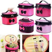 Travel Cosmetic Bag Makeup Case Multifunction Toiletry Zipper Wash Organizer BG
