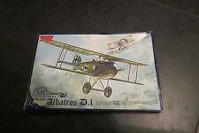 maquette Albatros D1  RODEN 1/72