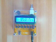 MR100 Shortwave Antenna Analyzer Meter Tester 1-60M For Ham Radio 12V Q9 Head