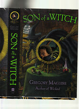 GREGORY MAGUIRE-SON OF A WITCH 2005 SIGNED 1ST ED LIKE NEW HB/DJ FANTASY CLASSIC
