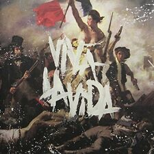 COLDPLAY-VIVA LA VIDA OR DEATH & ALL HIS FRIENDS  VINYL LP NEW
