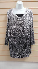 Unbranded Cowl Neck Party Other Tops for Women