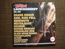 ROCK HARD CD Lauschangriff  Vol. 025 Grand Magus Behemoth Caliban Kayser