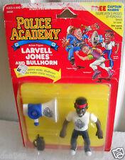 #1717 NRFC Vintage Kenner Police Academy Larvell Jones and Bullhorn
