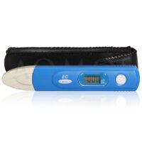 Leitwertmessgerät Digitales Messgerät bis 1999µS-cm EC Wert Mischbett Entsalzung