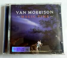 CD ALBUM - VAN MORRISON - MAGIC TIME (D103)