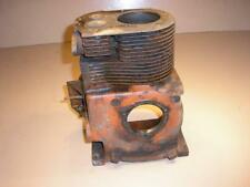 Bolens 1050 Tractor Mower Wisconsin TRA-10D 10HP Engine Block