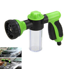 Portable High Pressure Spray Car Wash Snow Foam Water Gun Cleaning Pipe Washer