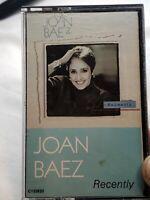 Joan Baez Recently Cassette