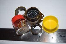 SOURIAU 8-51-00R16-26P50 26-Pin Circular Connector New Quantity-1