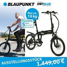 Blaupunkt Carl 290 | E-Bike, Ausstellungsstück, Klapprad, Pedelec, Klappfahrrad