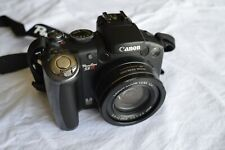 Canon PowerShot S5 IS 8.0MP Digital Camera Case 16gb Card Batteries
