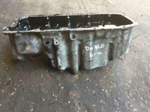 FIAT DOBLO 1.9 JTD ENGINE SUMP 2006 TO 2010.