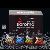 Italian Capsules Compatible Nespresso Machines Karoma. Espresso Napoletano!