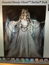Barbie Haunted Beauty Ghost Doll Gold Label In shipper