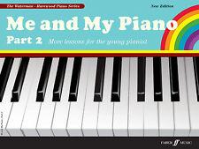 Moi et mon piano partie 2 éducatif Piano Solo apprendre à jouer de la musique faber Livre