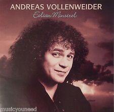 Andreas Vollenweider - Eolian Minstrel (CD, 1993, SBK Records) MINT 10/10