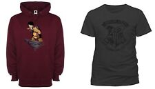 Inspired Property Gryfindor Harry Potter Hooded Jumper Wizard Quidditch + Tshirt