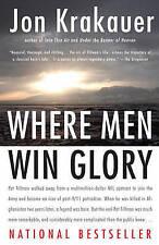 Where Men Win Glory: The Odyssey of Pat Tillman by Jon Krakauer (Paperback / softback)