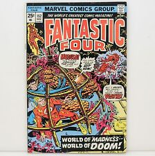 Fantastic Four #152 Marvel Comics 1974 - VG+ Comic Book