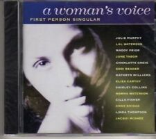 (BV266) First Person Singular, A Woman's Voice - 2001 CD