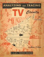 Analyzing and Tracing TV Circuits * Milton S. Kiver * Television * CDROM * PDF